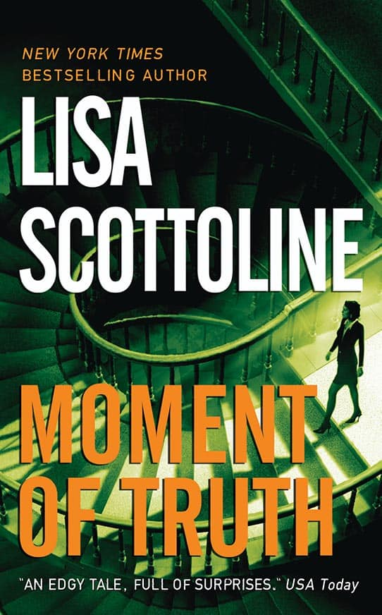 Moment of Truth: A Rosato & Associates Novel