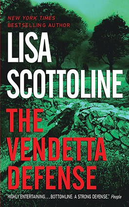 The Vendetta Defense: A Rosato & Associates Novel