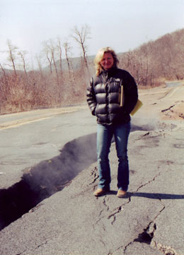 Lisa Scottoline in Centralia