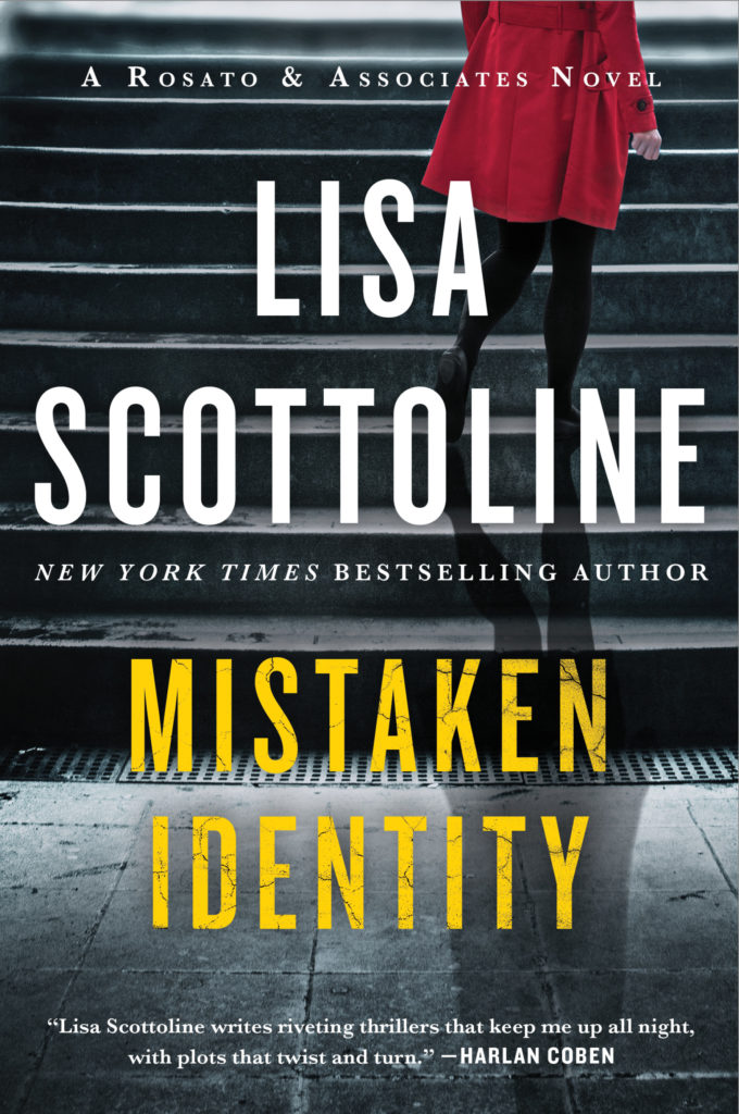 Mistaken Identity book cover