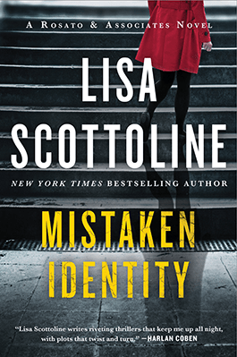 Mistaken Identity: A Rosato & Associates Novel