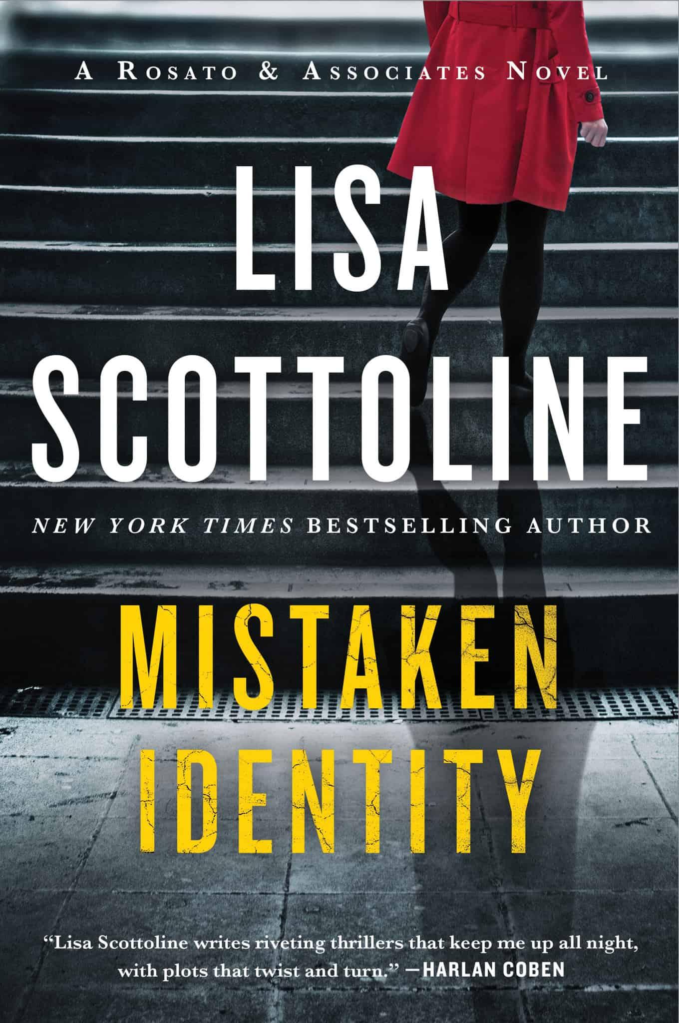Mistaken Identity book cover